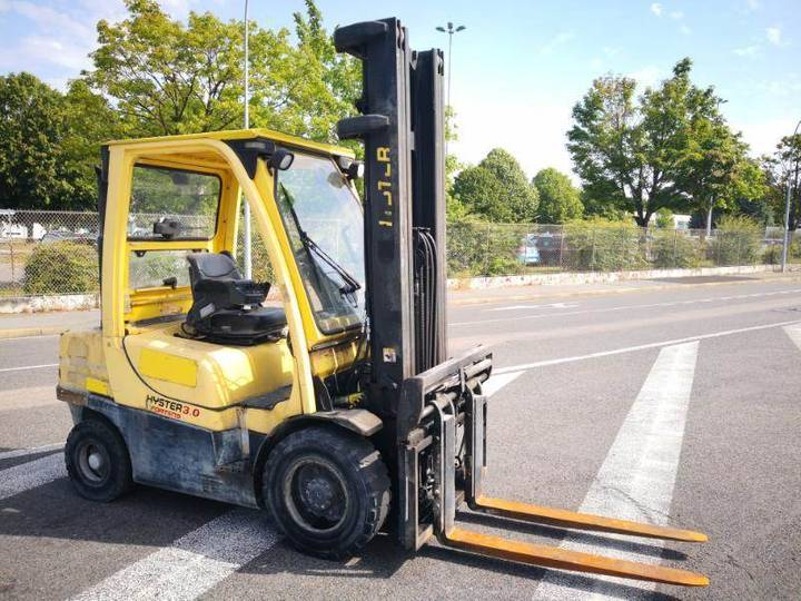 Hyster H3.0ft - 2008