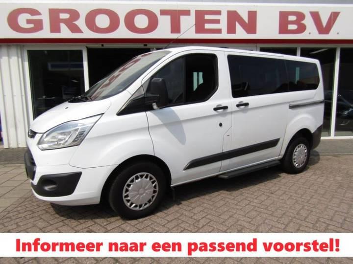 Ford Transit Custom Tourneo 300 2.2 TDCI L1H1 TITANIU - 2013