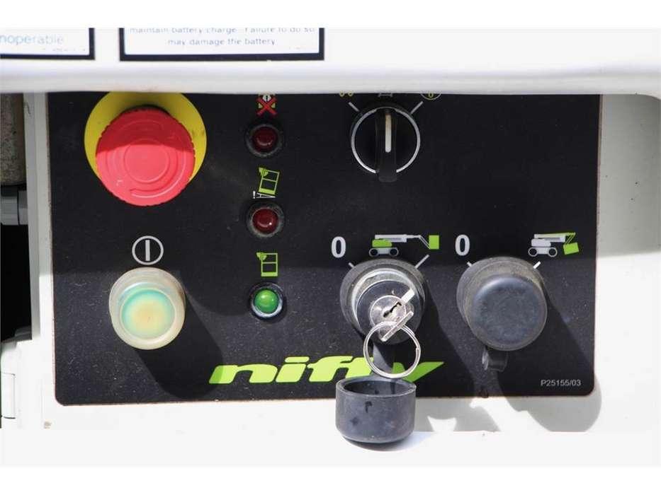 Niftylift HR28 HYBRID - 2014 - image 3