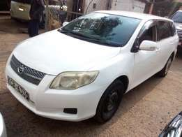Toyota Fielder Locally used 2008 For Sale Asking Price 730,000/=