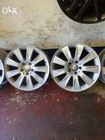 17inch merc rim available in stock
