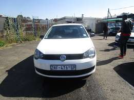 Finance available for 2010 VW Polo Vivo ,white in color ,4 doors