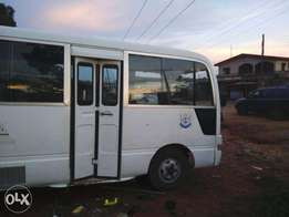 Clean Used Nissan Civilian Bus for A Give Away Price