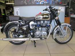 Brand new Royal Enfield Classic 500