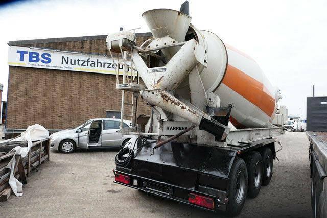 BPW betonmischer aufl karrena 10m³  luft - 1999 - image 5