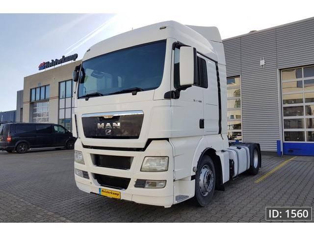 MAN TGX 18.400 XLX, Euro 5, Intarder, ADR - 2010