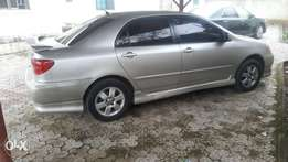 2004 Corolla S for Sale