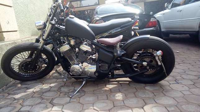 Bike on sale. supper fast bike at 8.5m negotiable Kampala - image 5