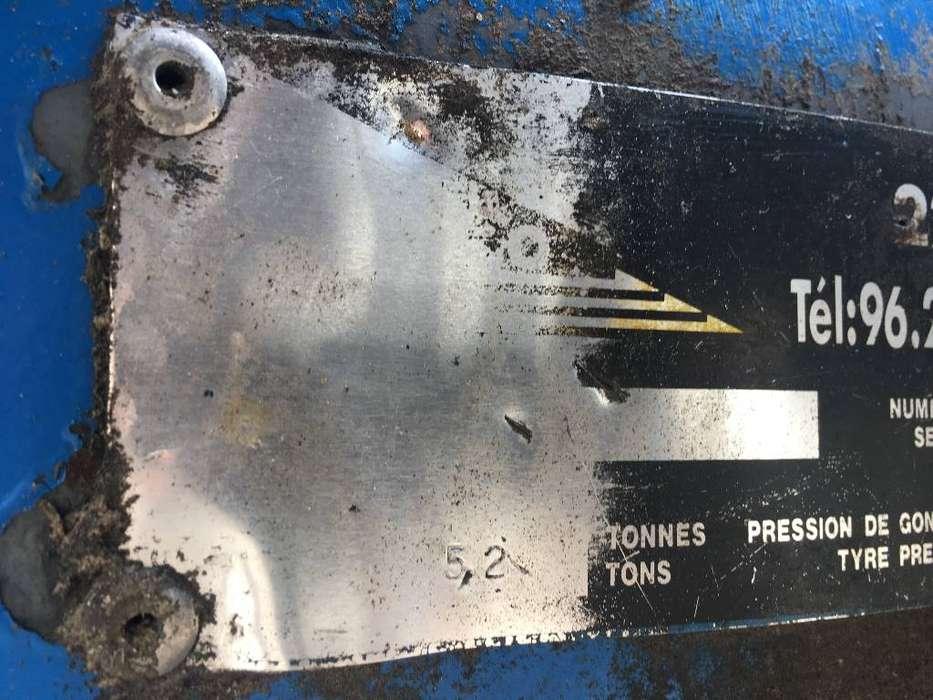 Miloco Heavy 5 Ton used Trailer - DPX-99059 - 1993 - image 7