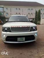 Neatly Used 2010 Upgraded to 2012 Range Rover Sport