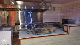 Kitchen/Fast Food Restaurant for Sale