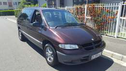 98 Chrysler Grand Voyager