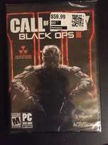 Call of Duty: Black Ops 3 (PC Games) fifa 17 pes 17 gta 5 etc