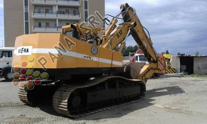 Benfra 9.12 tracked excavator