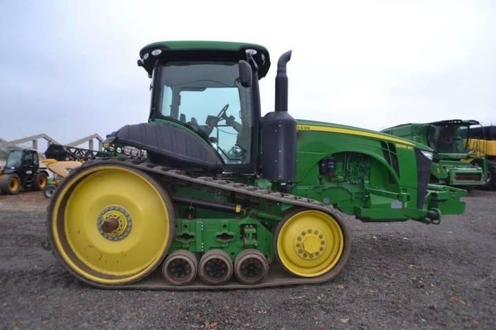 John Deere 8335rt - 2013