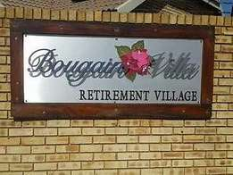 Unit available in Bougainville Retirement Village