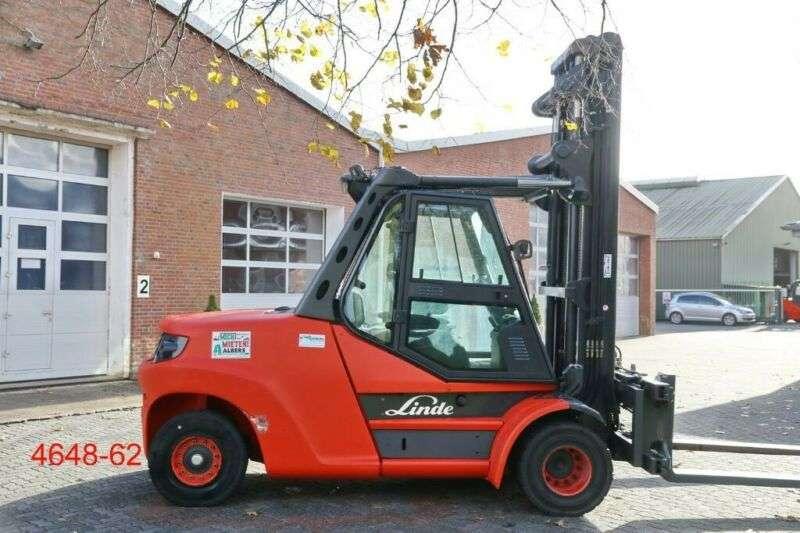 Linde H 80 D 02 1100 - 2012 - image 5
