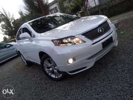 2011 Lexus RX450h. AWD with Sunroof