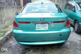Bmw 7series for sale