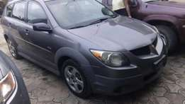 Foreign Used Pontiac Vibe 2005 Gray