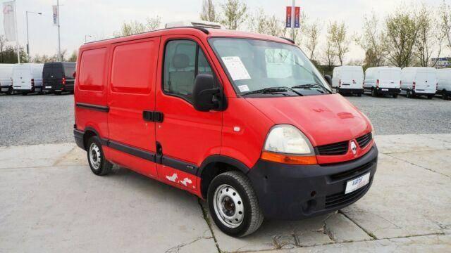 Renault Master 2.5DCI/74kw L1H1 KUHLKASTEN - 2010