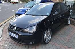 2011 vw polo1.6 for sale