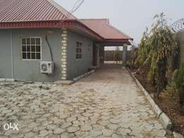 3 BED rooms Bungalow and BQ
