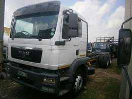 2012 MAN 25-280 LWB for sale