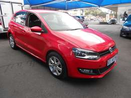 2013 VW Polo 6 1.4 Comfortline for sale R135000