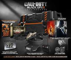Call of duty black ops 3 collectors/ care package edition for xbox 360