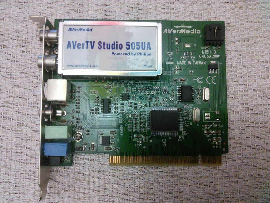DRIVER FOR AVERMEDIA M15H