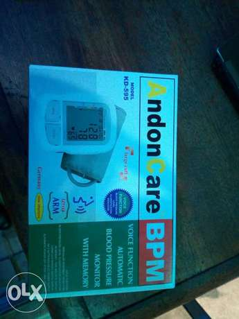 AndonCare automated Blood pressure device. Port Harcourt - image 2
