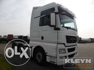 MAN 26.440 TGX - To be Imported Lekki - image 2