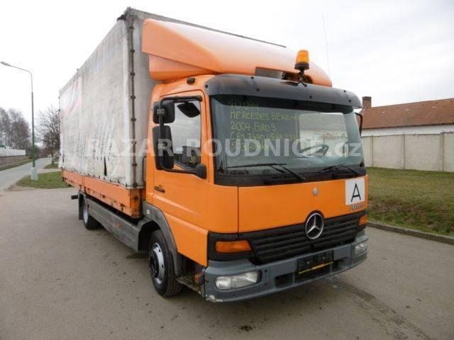 Mercedes-Benz ATEGO (ID10099) - 2004