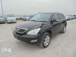 TOYOTA / HARRIER Chassis # ACU35-520 Year 2010