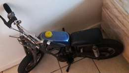 Collector's Item 50cc Ital jet