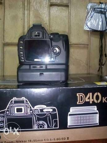 Battery grip for D40 and D60 Alaba - image 6