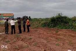 Land available at Agbara igbessa opposite Chinese farm