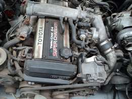 toyota twin cam 2.0 super charger engine R10950