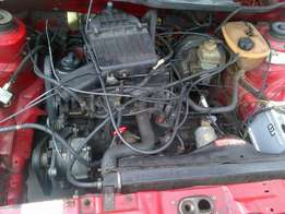 1,8 Vw motor and gearbox for sale
