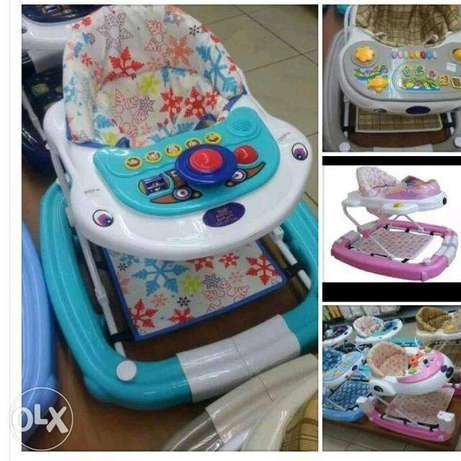2in1 baby Walker with music Pumwani - image 1