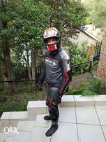 Dainese Ducati 2 piece leather suit