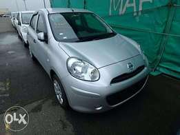 2010 model Nissan March on sale: KCP. We do hire purchase
