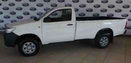 2013 Toyota Hilux 2.5 D-4D SRX 4X4 Single Cab,