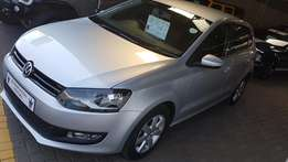 **2012 VW Polo 1.4 Comfortline** 5DR** Great looking hatch**