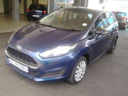 2016 Ford Fiesta 1.4 Ambiente for sale R155000