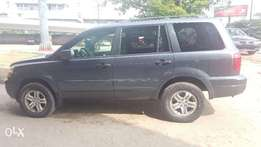 Clean Foreign Used Honda Pilot 2005