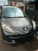 Giveaway Peugeot 207 (2007)