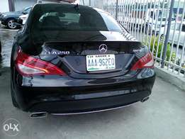Nigeria used Mercedes Benz CLA250 4matic