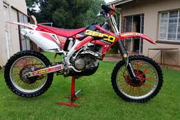 Honda CRF 450R For Sale